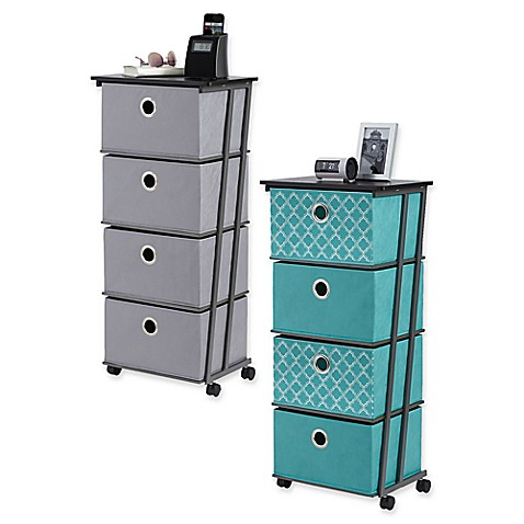 Studio 3b 4 Drawer Storage Cart Bed Bath Amp Beyond