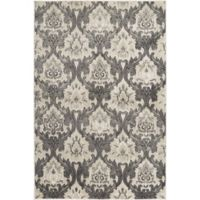 Home Dynamix Oxford 7-Foot 10-Inch x 10-Foot 2-Inch Area Rug in Taupe