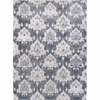 Home Dynamix Oxford 9-Foot 2-Inch x 12-Foot 5-Inch Area Rug in Taupe