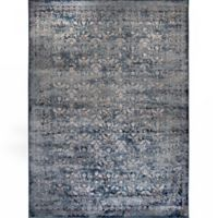 Verona Vintage 7-Foot 10-Inch x 11-Foot 2-Inch Area Rug in Blue