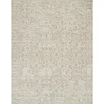 Magnolia Home by Joanna Gaines Tristin Botanical 2-Foot 6-Inch x 7-Foot 6-Inch Runner in Ivory