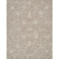 Magnolia Home by Joanna Gaines Tristin 4-Foot x 6-Foot Area Rug in Taupe
