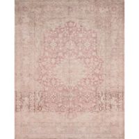 Magnolia Home by Joanna Gaines Lucca 10-Foot x 13-Foot Area Rug in Terracotta/Ivory