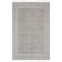 Magnolia Home by Joanna Gaines June 2-Foot 6-Inch x 7-Foot 6-Inch Runner in Grey