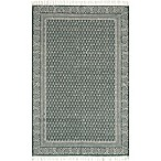 Magnolia Home by Joanna Gaines June 3-Foot 6-Inch x 5-Foot 6-Inch Area Rug in Green