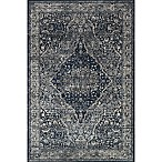 Magnolia Home Everly by Joanna Gaines 2-Foot 7-Inch x 4-Foot Accent Rug in Grey/Midnight