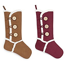 UGG ® Bailey Button Stocking
