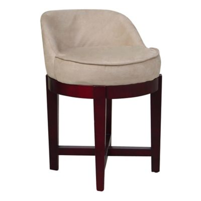 Vanity chair with wheels cheap lucite vanity stool with wheels plus brown leather seat for home - Vanity chair with wheels ...
