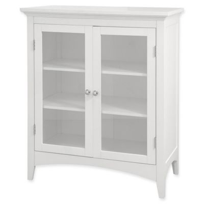 Buy Glass Door Storage Cabinets From Bed Bath Beyond