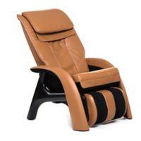 Human Touch® ZeroG® Volito Massage Chair in Caramel