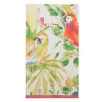 Caspari 15-Count Papageno Paper Guest Towel Napkin