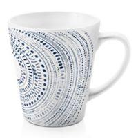 Designs Direct Circle Swirl 12 oz. Latte Mug