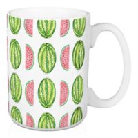 Designs Direct Watermelon Madness 15 oz. Coffee Mug