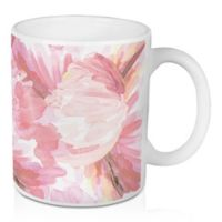 Designs Direct Peonies 11 oz. Coffee Mug