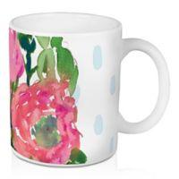 Designs Direct Watercolor Florals 11 oz. Coffee Mug