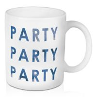 "Designs Direct ""Party Party Party"" 11 oz. Coffee Mug"