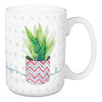 Designs Direct Little Cactus 15 oz. Coffee Mug