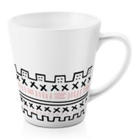 Designs Direct Pattern Play 12 oz. Latte Mug