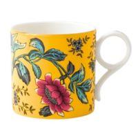 Wedgwood® Wonderlust Yellow Tonquin Mug