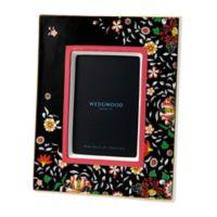 Wedgwood® Wonderlust Oriental Jewel 4-Inch x 6-Inch Picture Frame