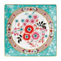 Wedgwood® Wonderlust Camellia 5.9-Inch Square Tray