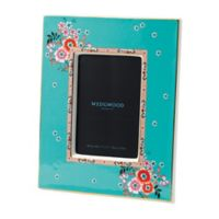 Wedgwood® Wonderlust Camellia 4-Inch x 6-Inch Picture Frame