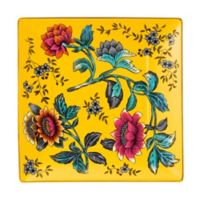 Wedgwood® Wonderlust Yellow Tonquin 5.9-Inch Square Tray