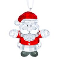 Swarovski® Santa Claus Christmas Ornament