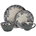 Pfaltzgraff Gabriela 16-Piece Dinnerware Set in Blue
