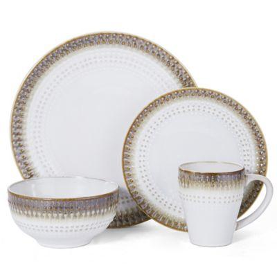 Pfaltzgraff Celina 16-Piece Dinnerware Set  sc 1 st  Bed Bath \u0026 Beyond & Buy High Quality Dinnerware from Bed Bath \u0026 Beyond