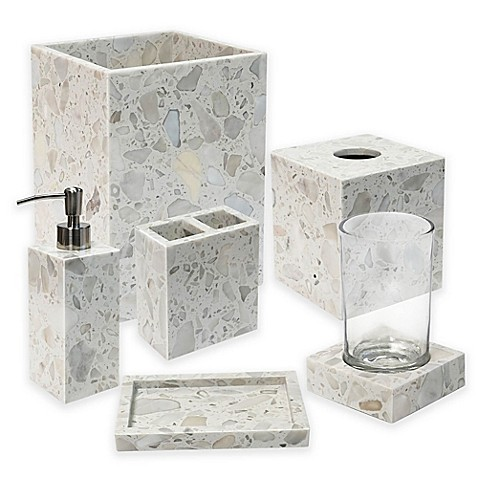 elevate bath accessories collection bed bath beyond. Black Bedroom Furniture Sets. Home Design Ideas