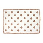 Dazzle Rose Bath Rug