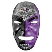 NFL Baltimore Ravens Fan Face Mask