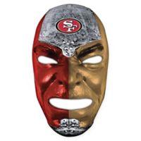 NFL San Francisco 49ers Fan Face Mask