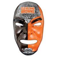 NFL Cleveland Browns Fan Face Mask