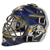 NHL Nashville Predators Mini Goalie Mask