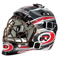 NHL Carolina Hurricanes Mini Goalie Mask
