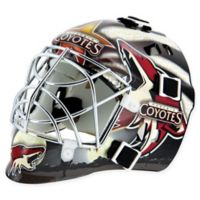 NHL Arizona Coyotes Mini Goalie Mask