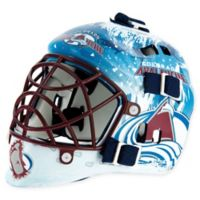 NHL Colorado Avalanche Mini Goalie Mask