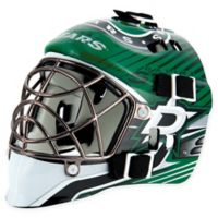 NHL Dallas Stars Mini Goalie Mask