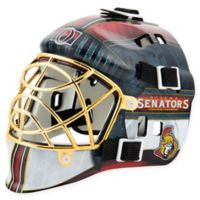 NHL Ottowa Senators Mini Goalie Mask
