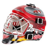 NHL Detroit Redwings Mini Goalie Mask