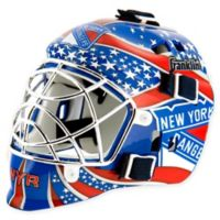 NHL New York Rangers Mini Goalie Mask