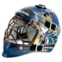 NHL Florida Panthers Mini Goalie Mask
