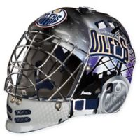 NHL Edmonton Oilers Mini Goalie Mask
