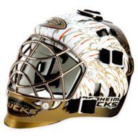 NHL Anaheim Ducks Mini Goalie Mask