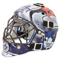 NHL Toronto Maple Leafs Mini Goalie Mask