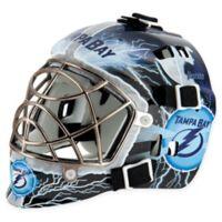 NHL Tampa Bay Lightning Mini Goalie Mask