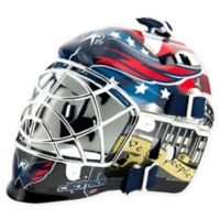 NHL Washington Capitals Mini Goalie Mask