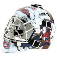 NHL Montreal Canadiens Mini Goalie Mask